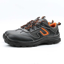 Italian lightweight leather hottest insulated composite toe work executive safety shoes for men