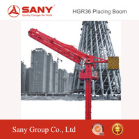 SANY HGR36 36m Concrete Placing Boom of High Strength, Lightweight Boom for 32M Concrete Placing Boom