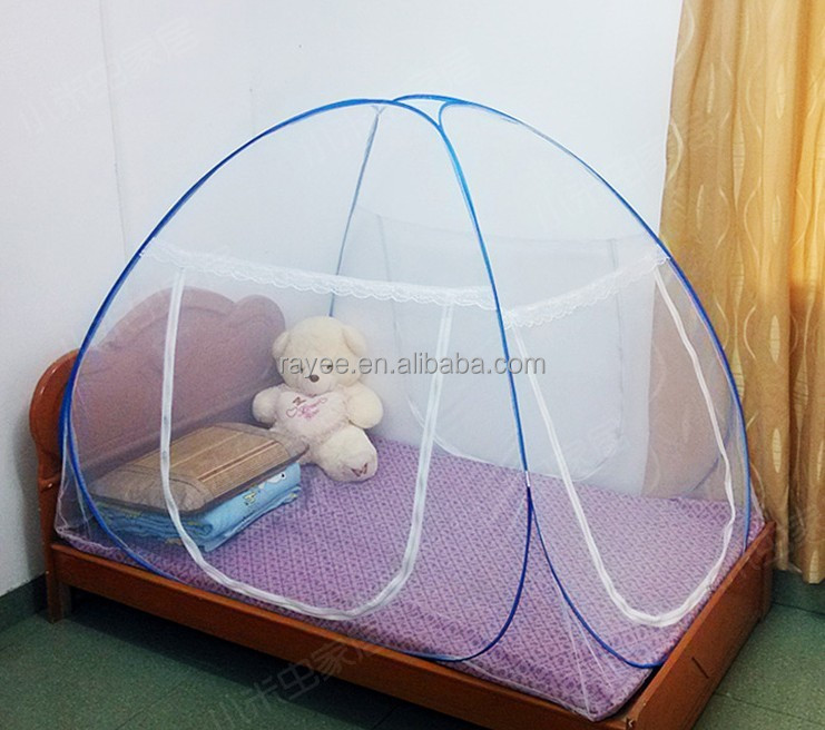baby kinderbett kinderwagen moskitonetz bett zelt knallen oben zelt f r baby und kleine chidren. Black Bedroom Furniture Sets. Home Design Ideas