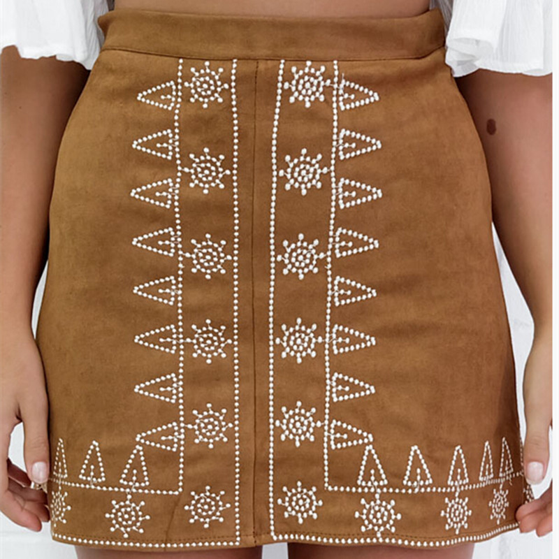 Embroidery Vintage Dress Womens Clothes Skirts Dresses Women