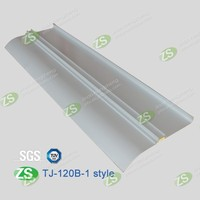 ZS Aluminium baseboard skirting line for house Decoration