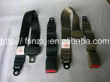 reflective aircraft safety seat belt with CCC quality
