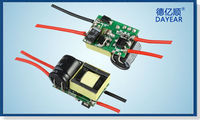 CE TUV UL approved 10W open frame LED driver 700mA Led Power Supply