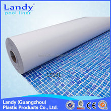 China PVC above ground swimming pool liners