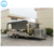 6M stainless steel solar remorque food truck for sale fast food