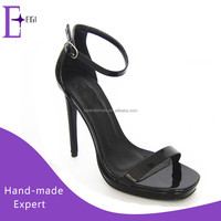 low price latest ladies high heel sandals designs