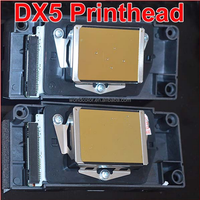 High Quality and wholesale price print head for R1900 R2000 printer F186000 DX5 print head