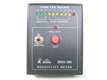 BHO-386 LED type surface resistance tester