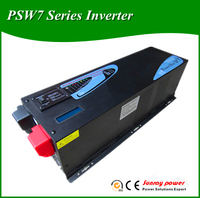 OEM ODM pure sine wave 4kw 5kw 6kw solar inverter for solar panel