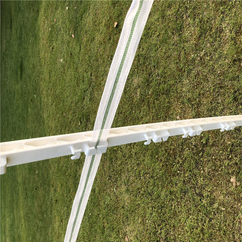 Electric fence durable PP post for farm fening equipment