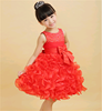 latest fashion dresses red tutu baby girl party dress children frocks designs
