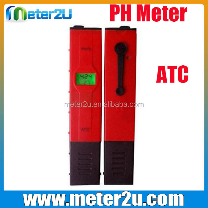 hydroponic meters/ digital ph tester hand ph meter