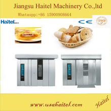 New Technology small gas deck oven gas combi oven