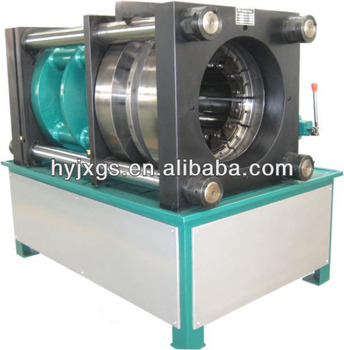 big diameter hose crimping machine/Hydraulic hose swaging machine/Hose crimper