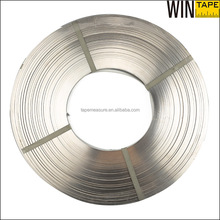 Industrial Spring Raw Material Stainless Steel Strips For Tape Measure