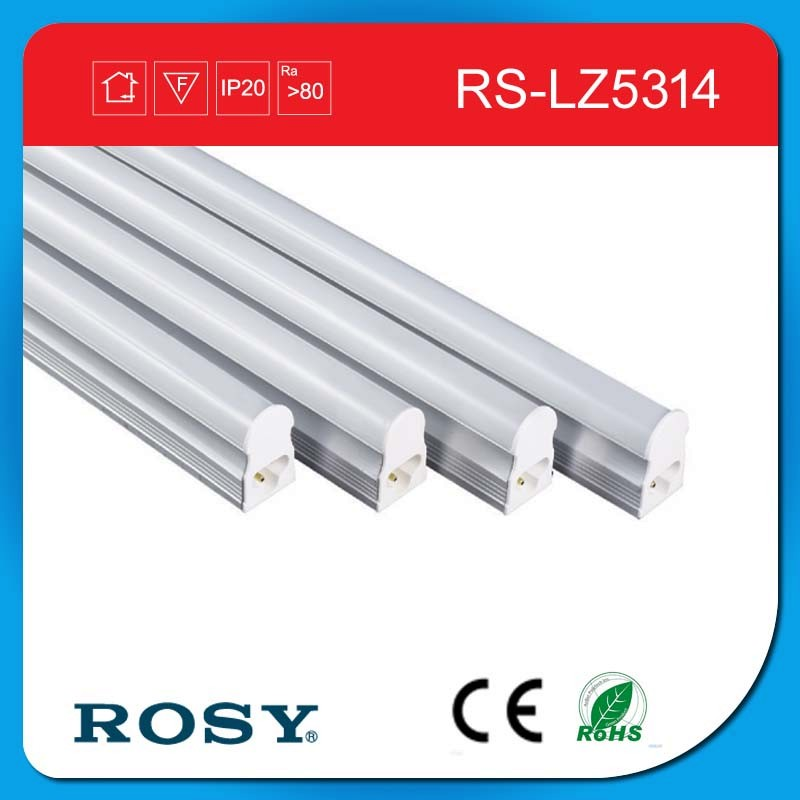 china factory T5 integration support led tube light for plants growth