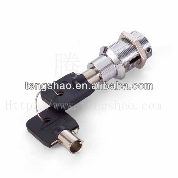 high quality tubular press lock for gaming machine