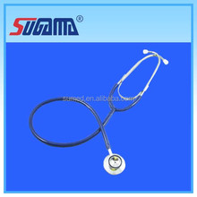 Disposable medical stethoscope