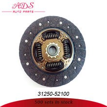 China Auto Parts Manufacturer Clutch Disc/Clutch Plate for TOYOTA COLOLLA OEM:31250-52100