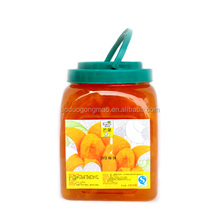 Chinese Manufacturer Mango Fruit Jam For Bubble Tea