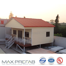 KH0708 New Zealand prefab container steel kit homes