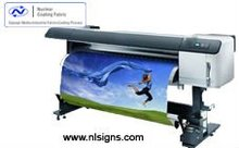 banner fabric sublimation printing