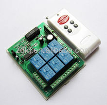 universal wireless transmitter remote control frequency meter