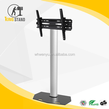 Video Wall Mount Rolling Portable LED TV Mounting Bracket Stand
