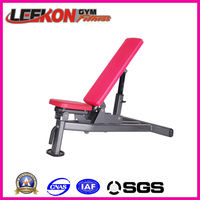 arm and leg exercise equipment multi-adjustable bench