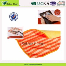 manufacturing wiping cleaning cloth customized mobile screen cleaner