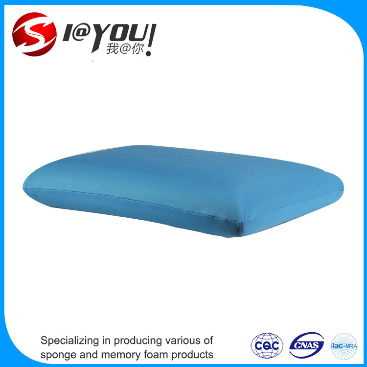 Super cool gel pillow,gel memory foam pillow ,Comfortable memory foam gel pillow