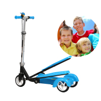 New model three wheels kick children scooter/3 in1 child scooter toys for child/kids scooter with optional color