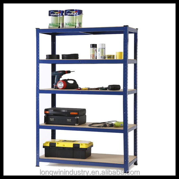 warehouse retail shelving system