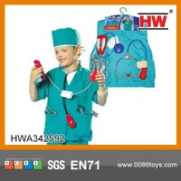 New Design Hot Sale For Party Dress Kids Doctor Costume