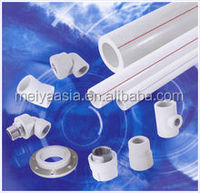 PVC Pipe Fittings / High Quality PVC Water Supply Pipes For Hot And Cold Water Supply With Factory Price/plastic tube