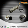 modified bws tail pipe stainless steel cnc motorcycle ehaust tail pipe