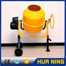 Factory price manual small mini electric cement concrete mixer on sale
