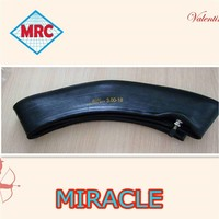 Good Quality motorcycle tyre natural rubber inner tube and motorcycle butyl tube 3.25 / 3.00-18