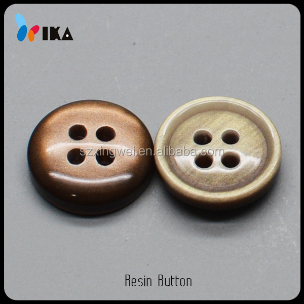 mens button down shirt combination flatback resin buttons