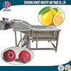 Cheap price fruit vegetable washer fruits and vegetables cleaning
