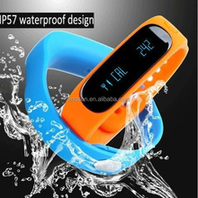 Smart bracelet for women and men fashion watch with step counting and waterproof with bluetooth
