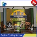 China suzhou manufacture tension fabric display pop up banner