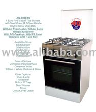 Free standing Cooker AG-430ESS (Admiral) OVEN