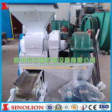 Small carbon black briquette machine press black fines from natural gas heavy fuel oil rubber waste tyre pyrolysis to briquettes