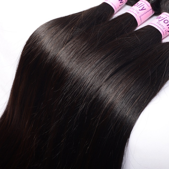 2015 Best Selling! ! ! Full Cuticle 100% Virgin Human Hair Weaving Virgin Brazilian Hair