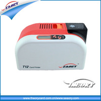 Seaory T12 plastic card printer supply from stock
