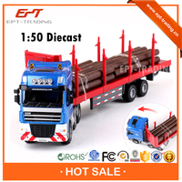 China wholesale 1 50 scale diecast model truck toy