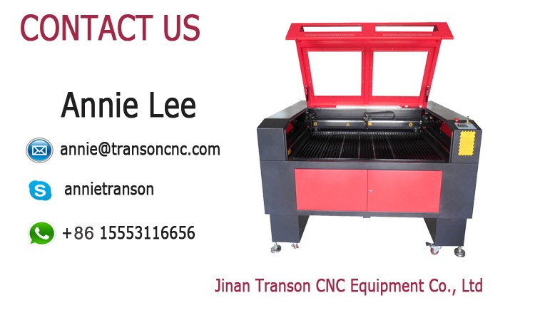 Trade Assurance member CE approved TS6090 Laser Heads Laser CNC Wood Engraving Machine