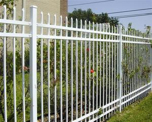 cast accessories spear iron fence design