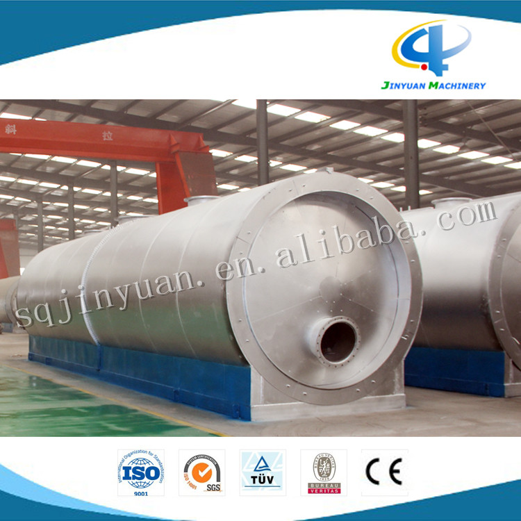 High Efficiency Tyre Oil Refinery Equipment with CE,SGS,ISO
